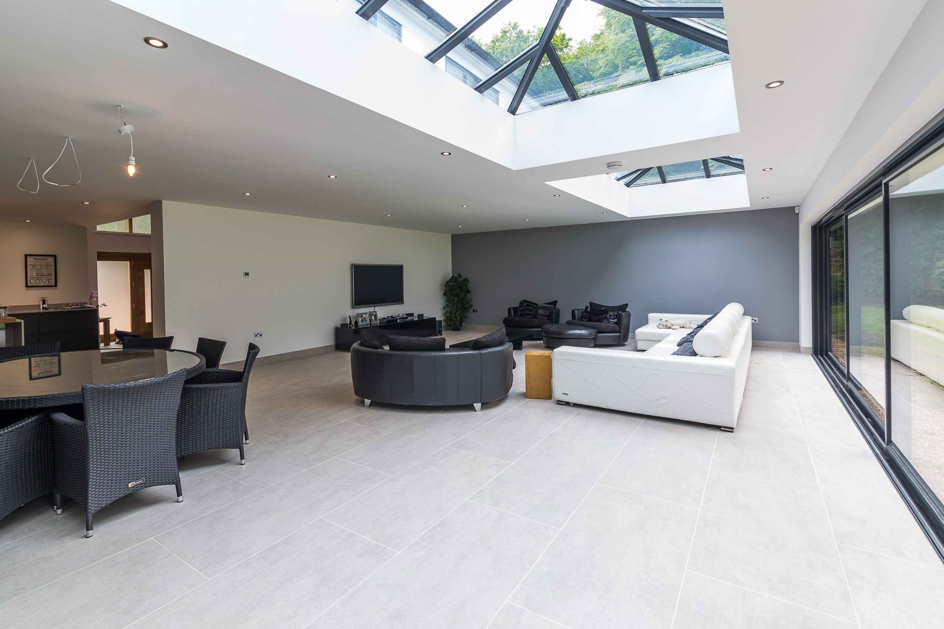 house extension in studham